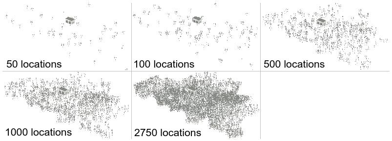 belgium datasets unsolved